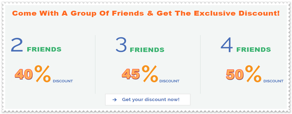Group-Discount-Offer
